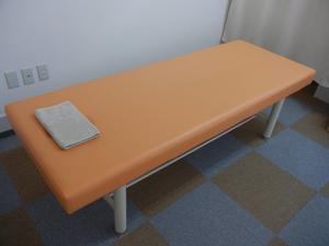 調布からだメンテ整体院:施術スペース
